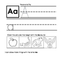 Alphabet Workbook
