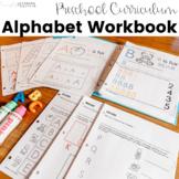 Alphabet Worksheets - Preschool Curriculum