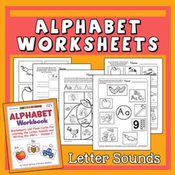 Alphabet Workbook Vol. 2