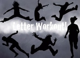 Alphabet Workout -- Daily Warm-Up for Letter Names and Sounds