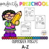 Alphabet Worksheets (2 Levels)