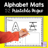 Alphabet Worksheets | Printable Packets for Distance Learning