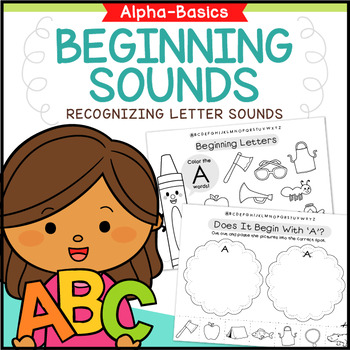 Letter Recognition - Beginning Sounds