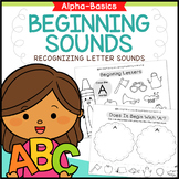 Letter Recognition - Beginning Sounds