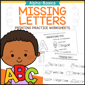 Letter Recognition - Uppercase and Lowercase