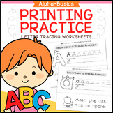 Letter Recognition - Printing Practice