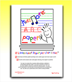Handwriting Practice - Alphabet Tracing Worksheets by Kidznote®