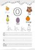 Alphabet Worksheets Letter O