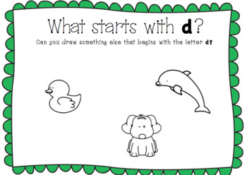 Alphabet Worksheets Letters A-M