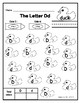 Alphabet Worksheets- Letters A to M