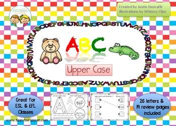 Alphabet Worksheets Lower Case