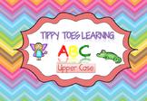 Alphabet Worksheets Upper Case