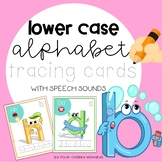 Alphabet Write and Wipe Cards with Correct Letter Formation