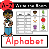 Alphabet - Write the Room