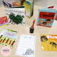 Alphabet Write-the-Room Pages No Prep Literacy Activity for Kindergarten