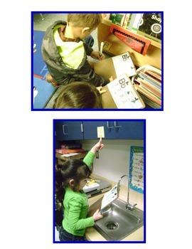 Alphabet Write the Room for Pre-k and Kindergarten