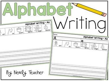 Alphabet Writing