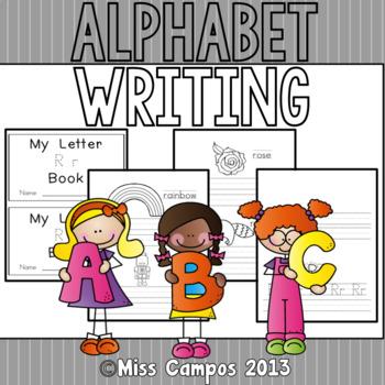 Preschool Writing