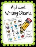 Alphabet Writing Charts
