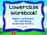 Alphabet Writing Practice Lowercase Workbook