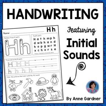 kindergarten practice writing sheets