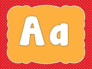 Alphabet Writing Videos - A, B - Free!!