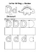 Alphabet Writing and Tracing