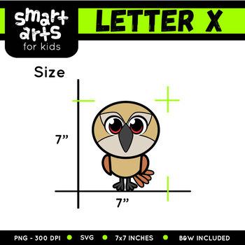 Alphabet X Clip Art