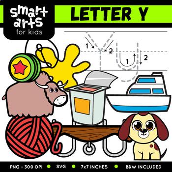 Alphabet Y Clip Art