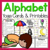 Alphabet Yoga Cards