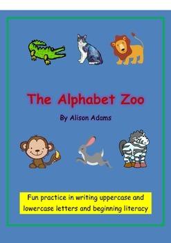 Alphabet Zoo Unit