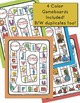 Alphabet and Beginning Sounds Cards and Games