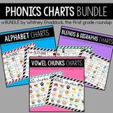 Phonics Charts BUNDLE