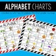 Alphabet and Blends Charts