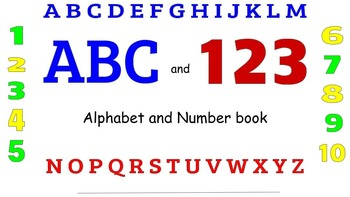 Alphabet and Counting