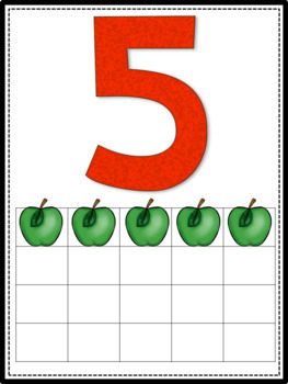 Alphabet and Counting Numbers Classroom Displays