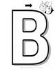Alphabet Specialty: The letter B Alpha Pack   Kindergarten/Pre-K
