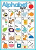 Alphabet and Letter Sounds Charts FREE