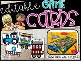Alphabet and Letter Train Centers - Alphabet and Letter Sound Train Game Cards