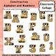 Alphabet and Number Mega Bundle - 22 Sets! C. Sesler