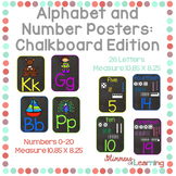 ** Newly Updated** Alphabet, Number & Shape (2&3D) Posters