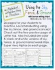 Alphabet and Number Practice BUNDLE - Sky, Fence, Ground