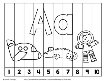 Letters /  Number Puzzles / Numbers / Counting