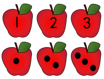 Alphabet and Number Review - Apples Center