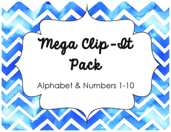 Mega Clip-It Pack