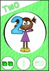 Alphabet and Numbers 1-20 Posters Bundle