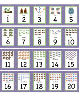 Alphabet and Numbers Bulletin Board Set: My Buggy Backyard