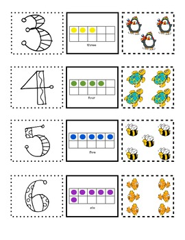 Alphabet and Numbers Fun Flashcards