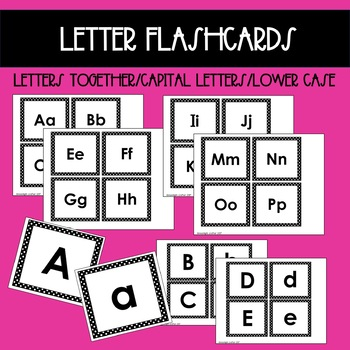 Alphabet and Phonics Flashcards  ❤️ Aa-Mm