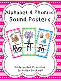 Alphabet and Phonics Posters